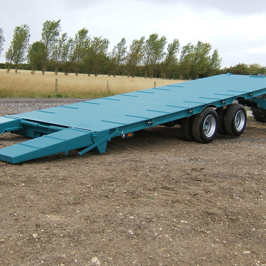 Armstrong & Holmes Farm Trailers Extension Ramp